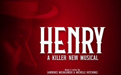 Henry: A Killer New Musical (Graphic design)