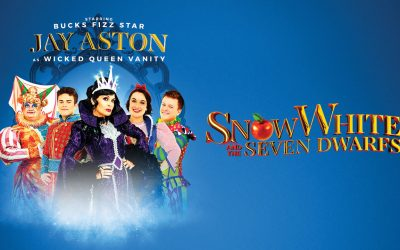 Snow White at the Queen's Theatre, Barnstaple